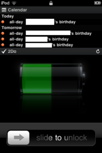 HOW TO] Sync your facebook events and birthdays with the
