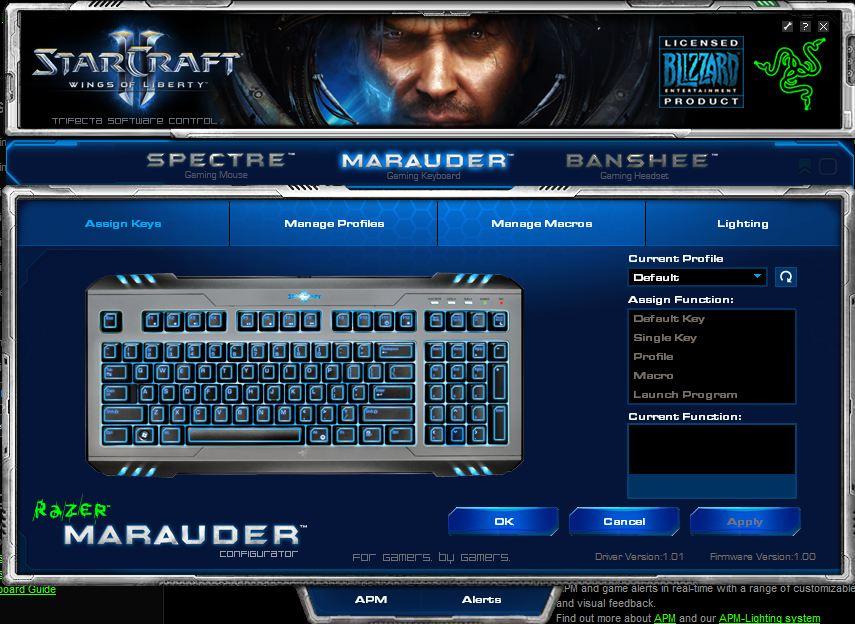 a2378964176 Razer StarCraft Marauder Keyboard Review