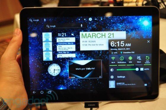 Samsung Galaxy Tab 8 9 and new Galaxy Tab 10 1 announced