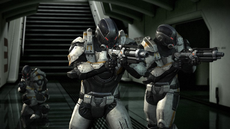 New Mass Effect 3 In-Game Screenshots Released