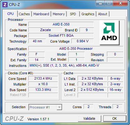 DRIVERS AMD C 60 APU