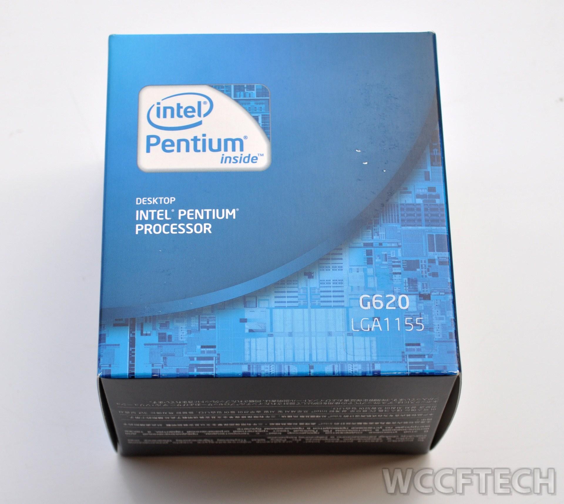 Intel Pentium G620 Lga 1155 Processor Review