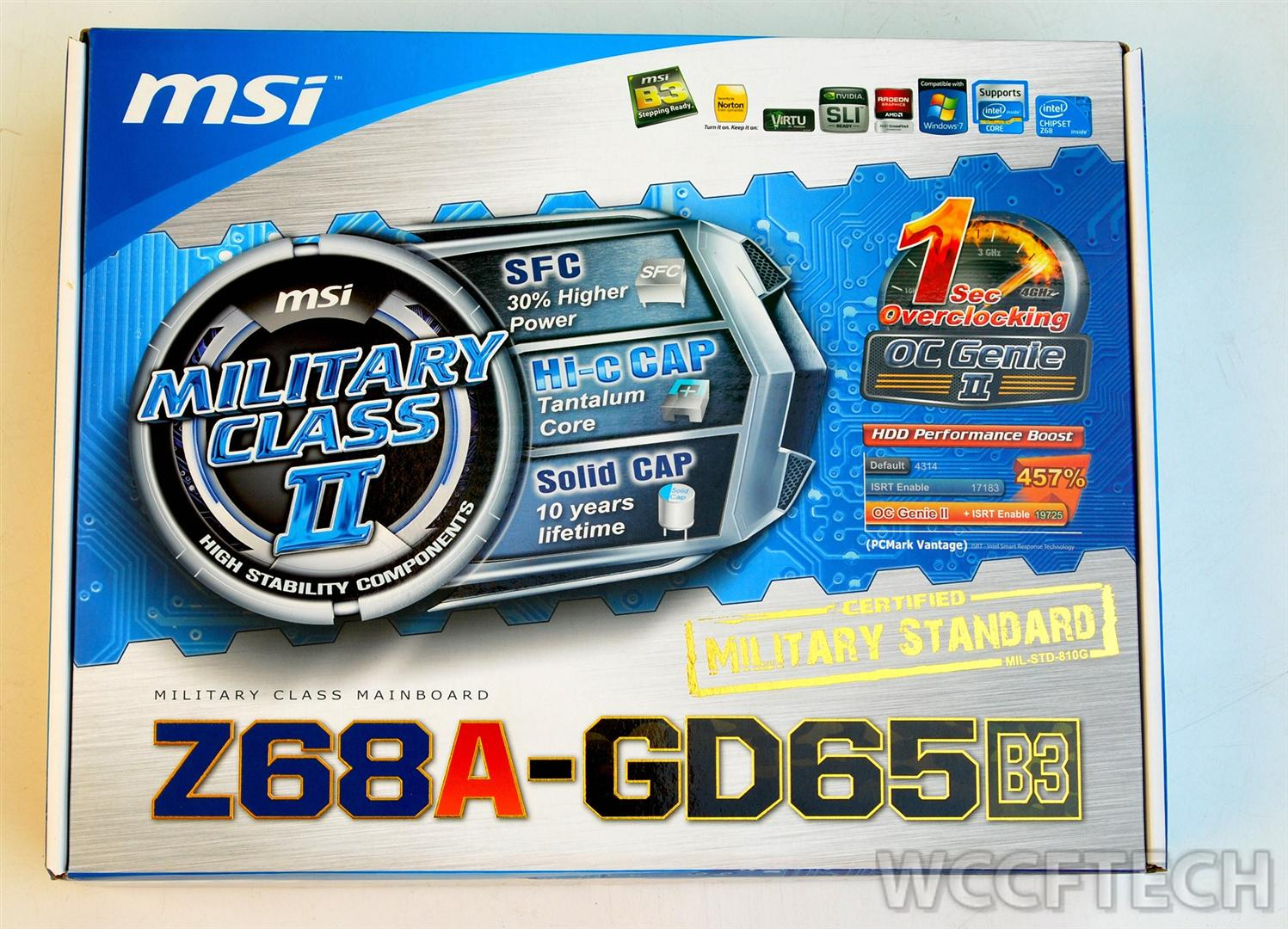 MSI Z68A-GD65 (B3) MARVELL SATA 3 DRIVERS DOWNLOAD (2019)