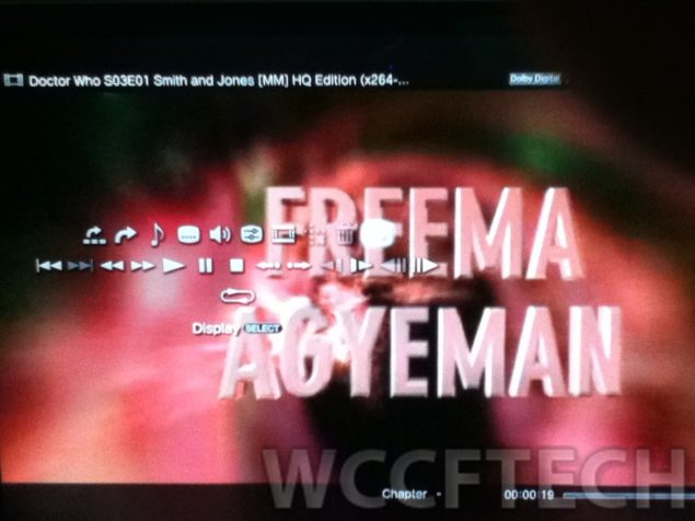 Playstation 3 file system corrupted