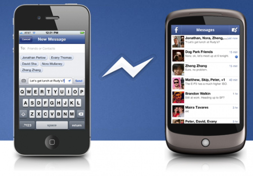 messenger per iphone 4s