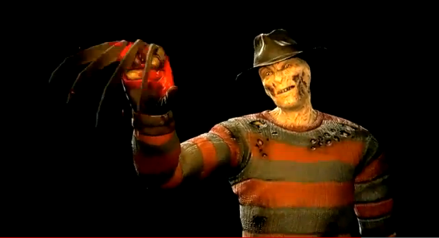 How To Do Freddy Krueger X Ray Stage Fatality Fatalities And Babality