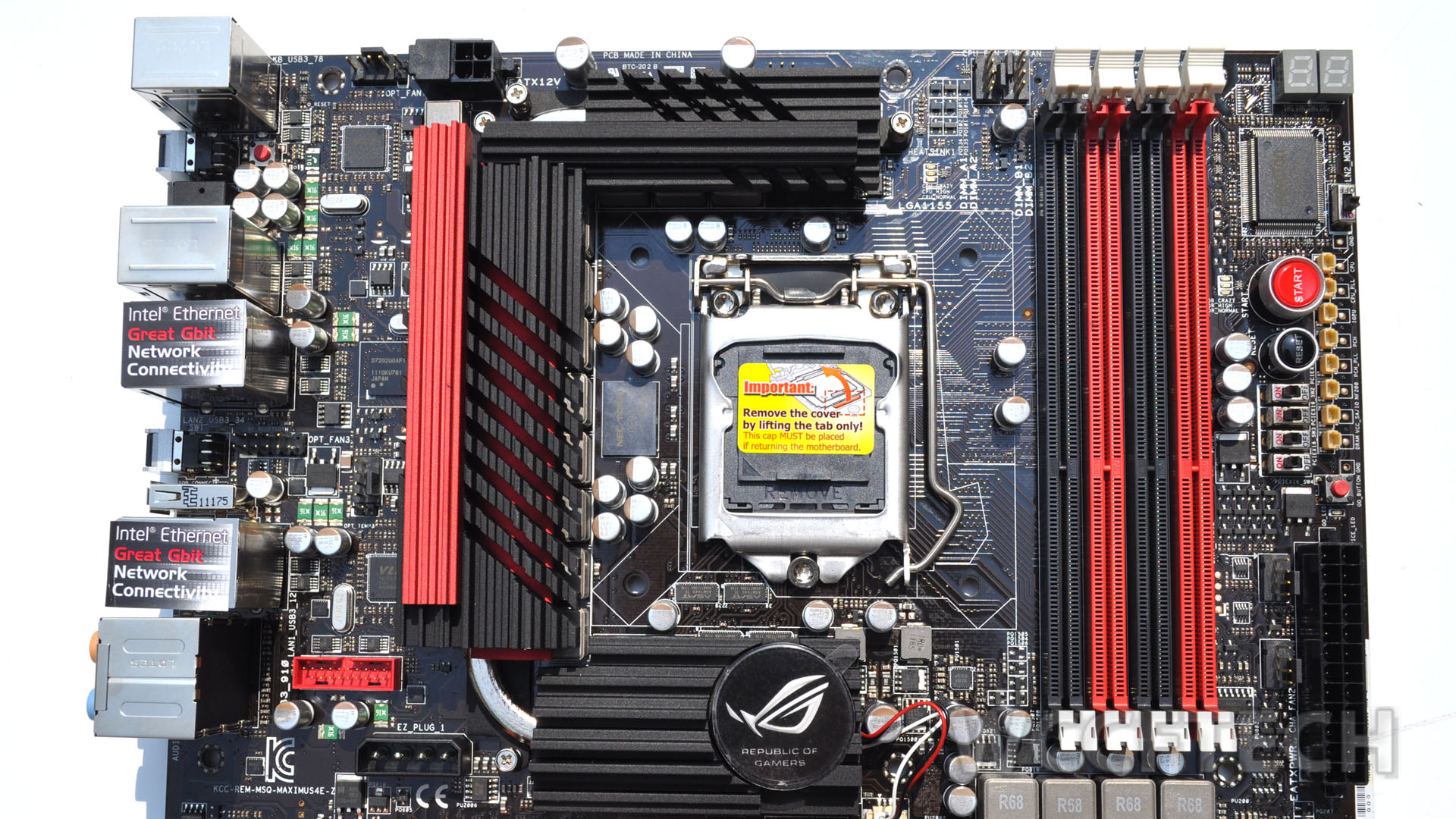 Asus Maximus IV Extreme LAN Driver for PC