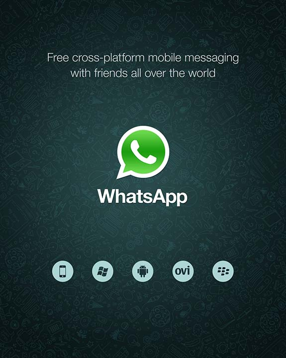 install WhatsApp on tablet