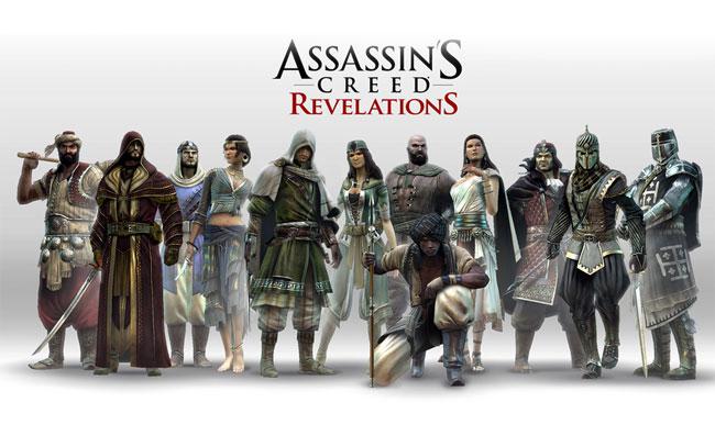 Doing All The Things I Like Assassin Creed Revelations Coretansapi