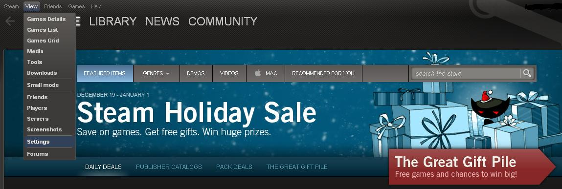 How To Speed Up Your Steam Downloads Significantly