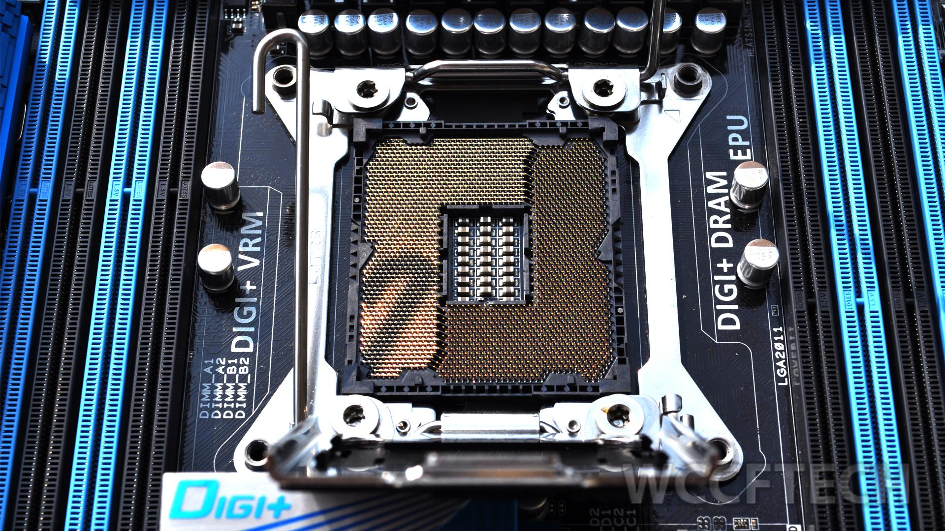 Asus P9x79pro Motherboard Review The Perfect Match