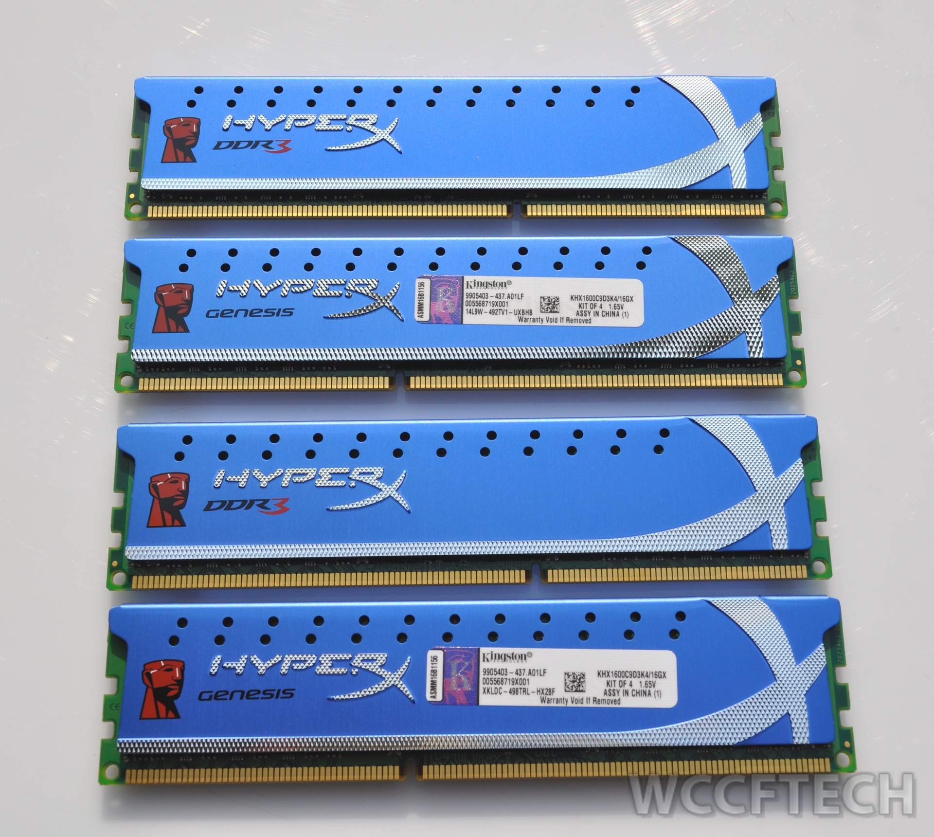 Kingston Hyperx Genesis 16gb Ddr3 1600 Review