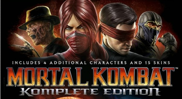 Missed Mortal Kombat Get The Komplete Edition With All Dlc
