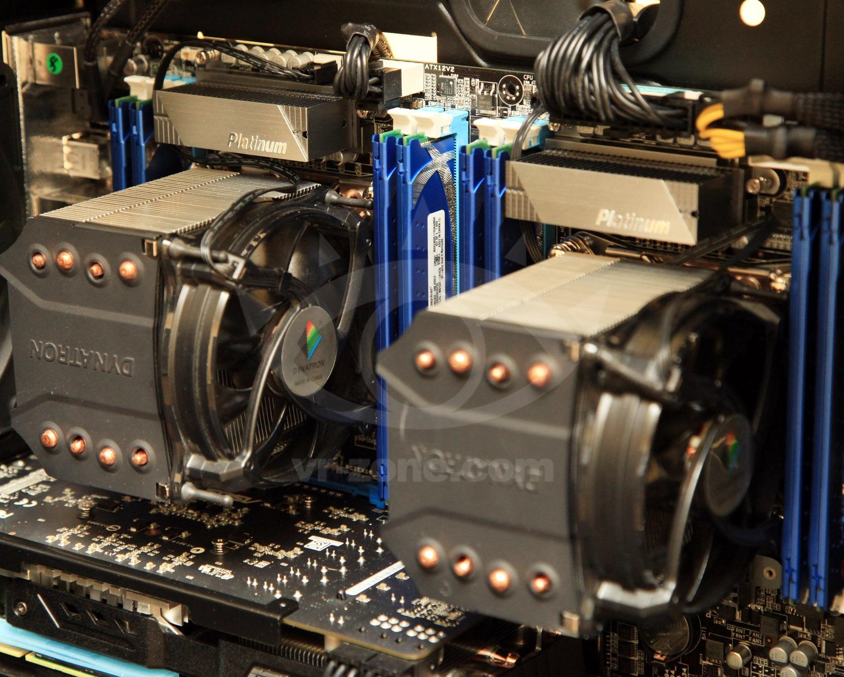 ASUS Unveils Dual Socket 2011 Workstation Motherboard - Z9PE-D8 WS