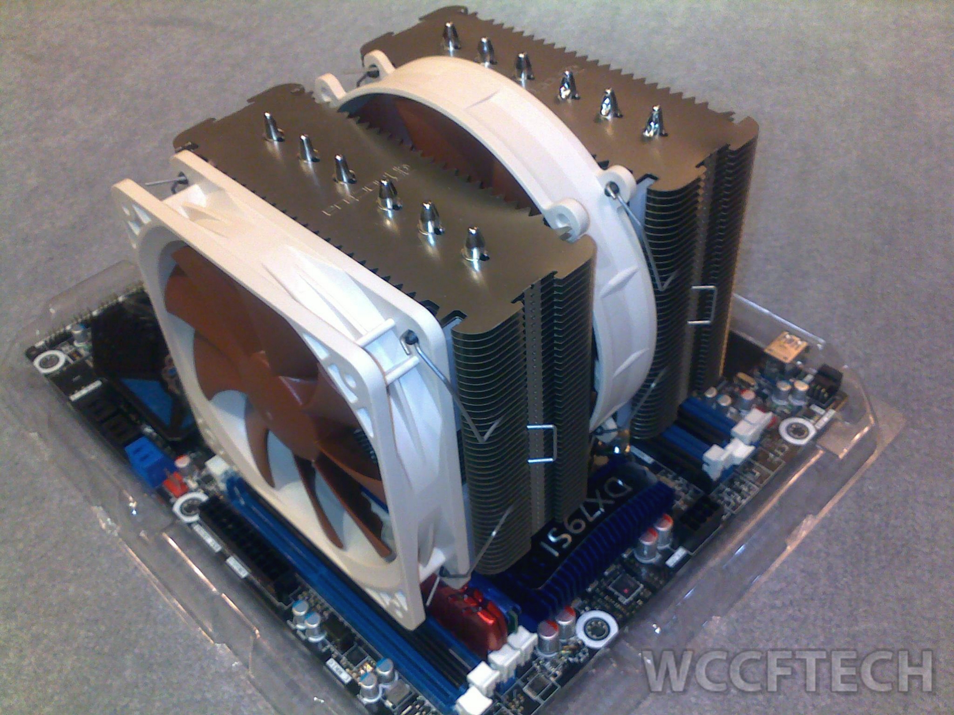 Noctua NH-D14 Air Cooler On LGA 2011 Review