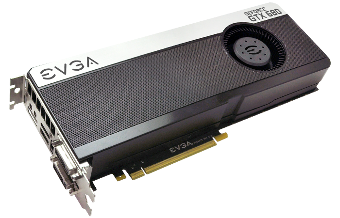 EVGA GeForce GTX 680 FTW Detailed, Features Vapor Chamber Cooling