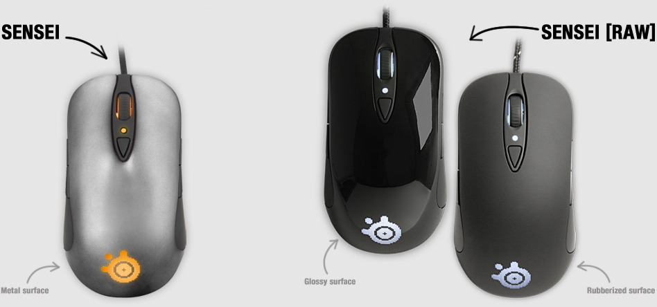 f3b56e715c8 ... competitive gaming peripherals, introduced the SteelSeries Sensei [RAW].  With ...