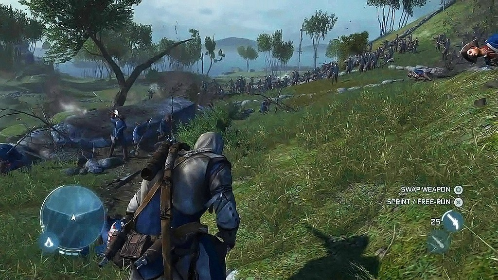 Assassins Creed 3 Gameplay Images Leaked