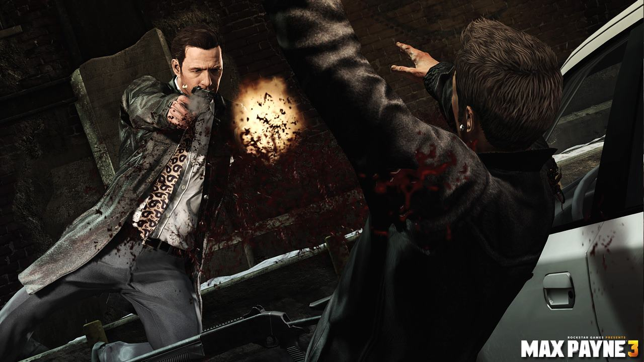 New Max Payne 3 Screenshots Appear