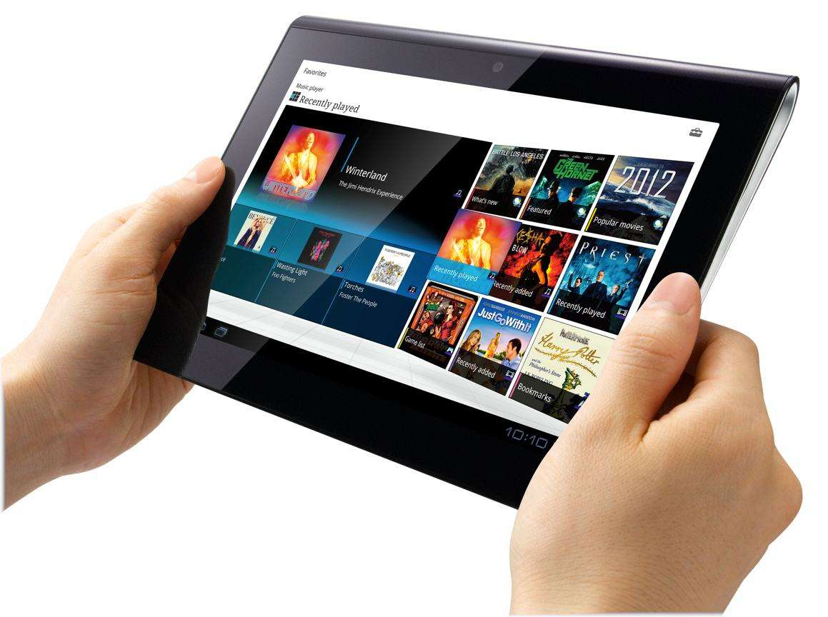 Sony's Tablet S might not be the best selling Android ...