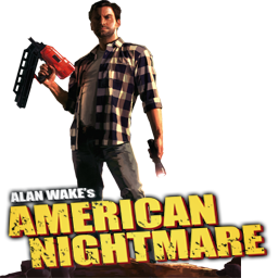 Image result for alan wake american nightmare