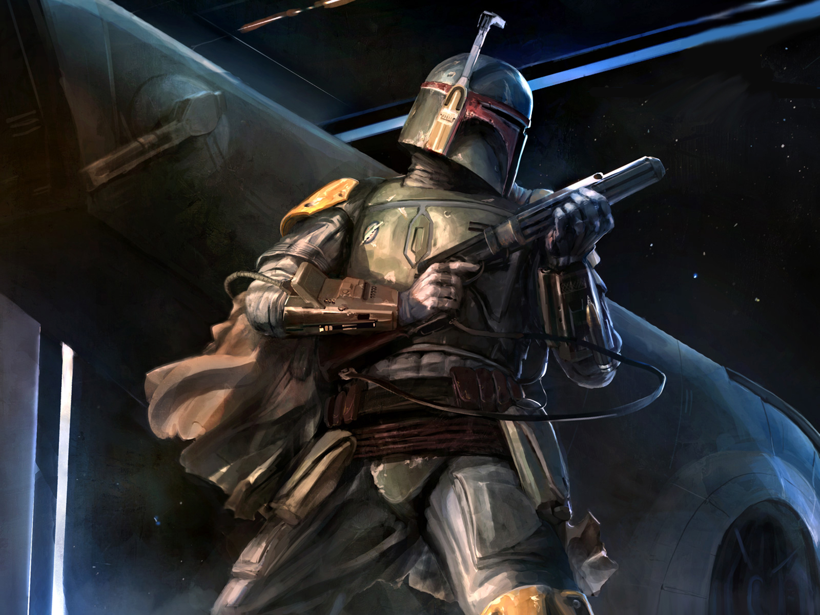 New Star Wars Game To Be Announced At E3 2012