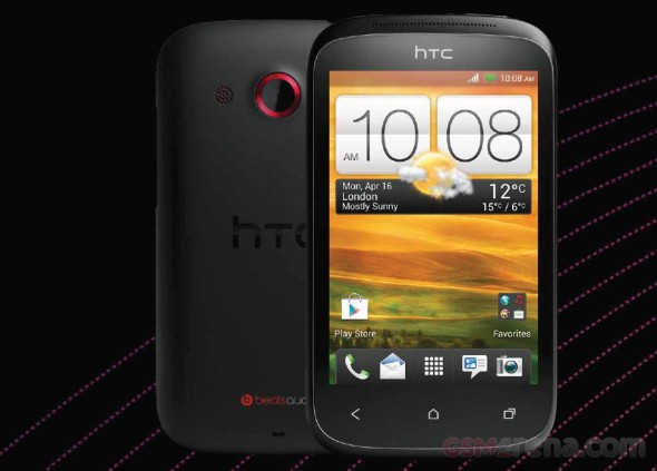 HTC Desire C Press Shot and Specs Leak!