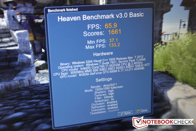 Nvidia S Geforce Gtx 680m Get S Benchmarked