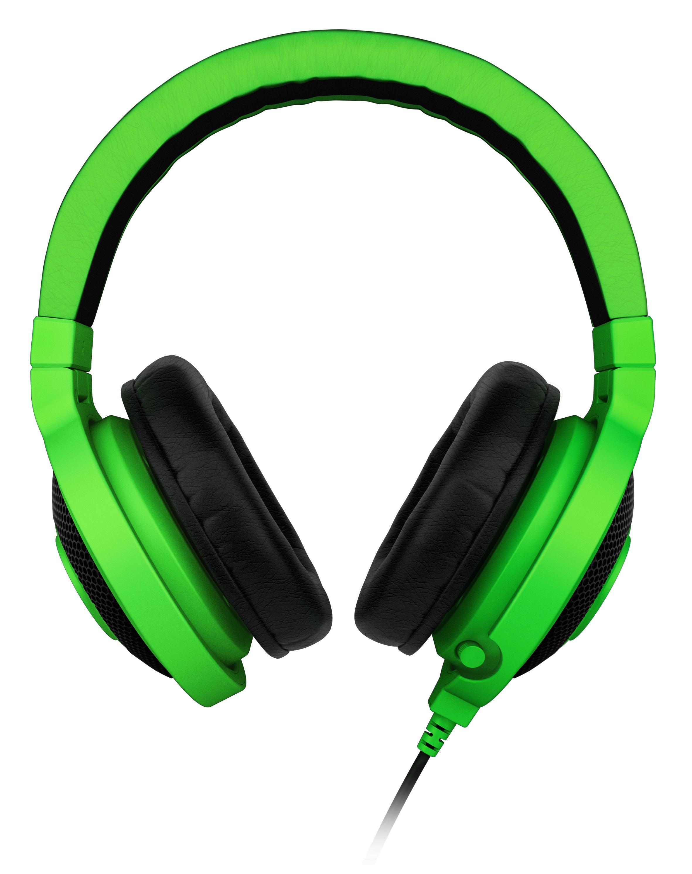 Razer Unveils The Kraken Pro Gaming Headset Game Longer