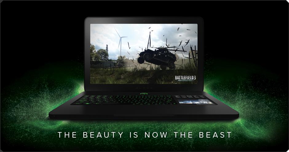 Image result for RAZER laptop banner