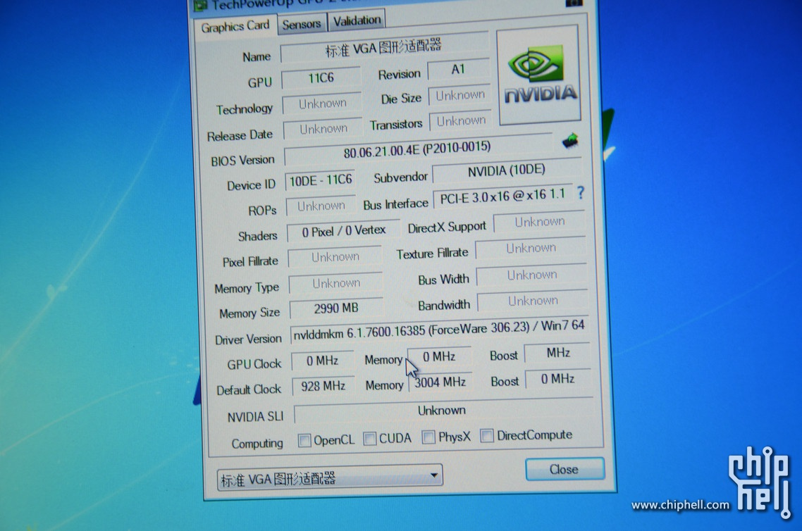 Inno3d Geforce Gtx 650 Ti Graphics Card Pictured