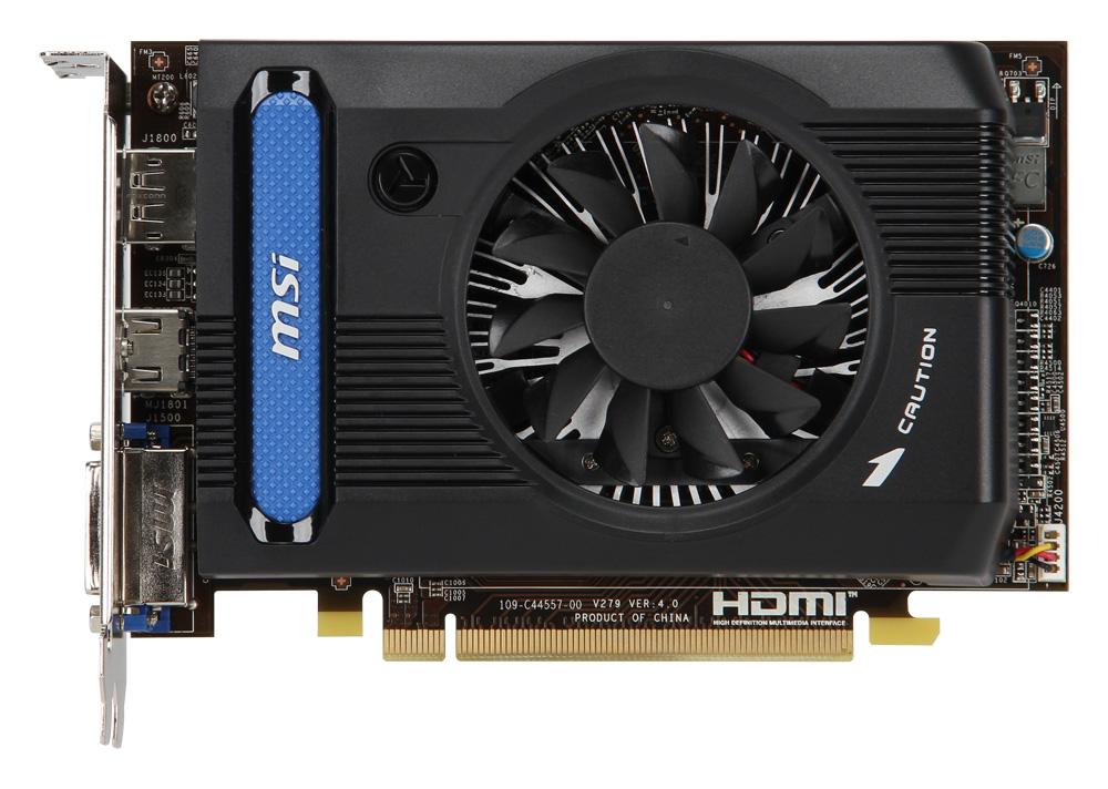 Pubg Radeon Hd 7750: MSI Announces Radeon HD 7750 Graphics Card With 2 GB DDR3