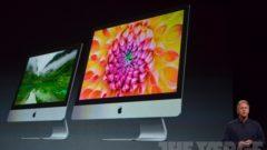 iMac 2012 25'' and 27''