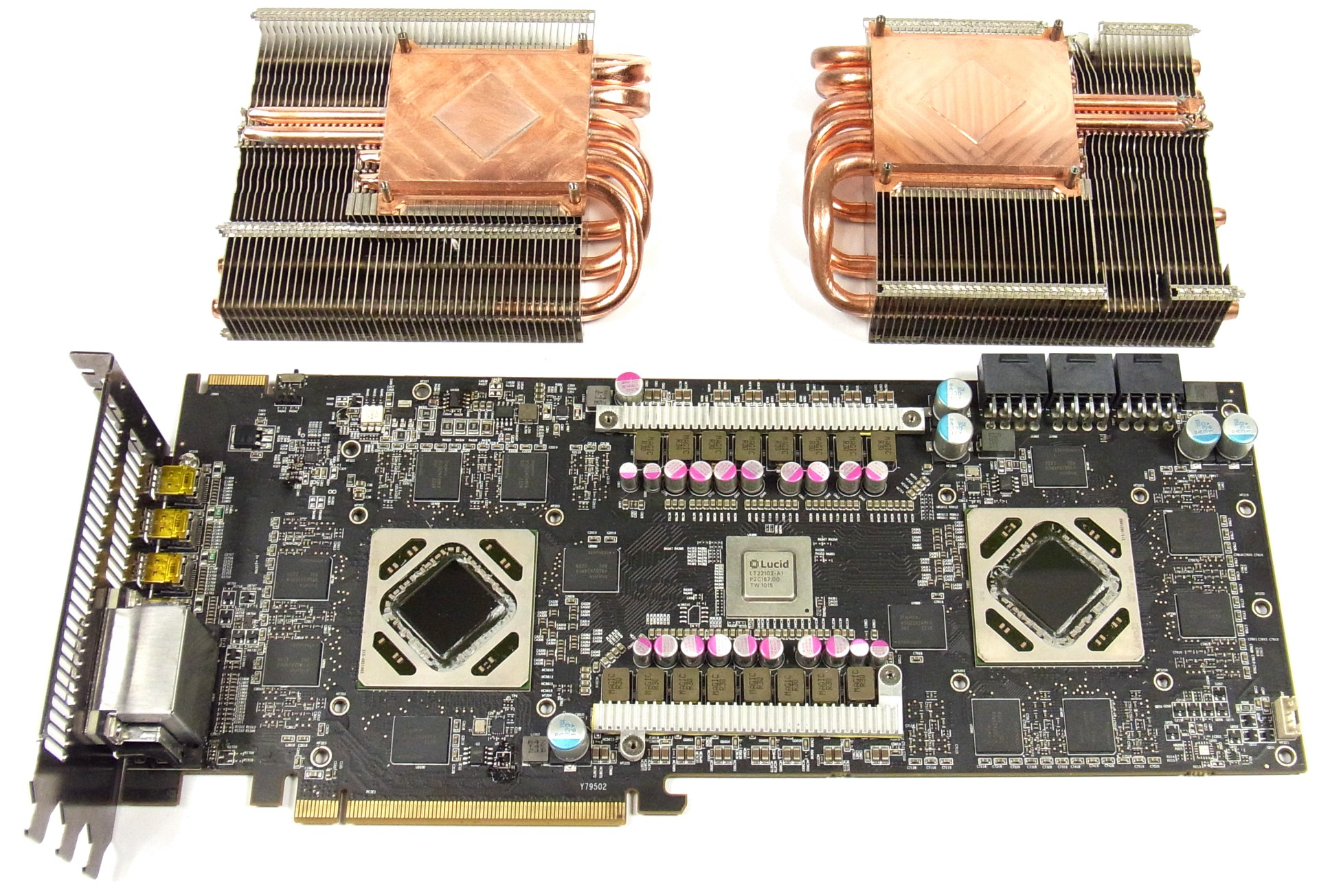 HIS Radeon HD 7970 X2 Unveiled And Benchmarked