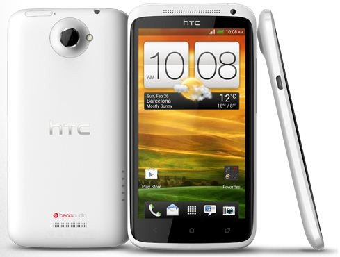 HTC One X Android 4.2.2 firmware