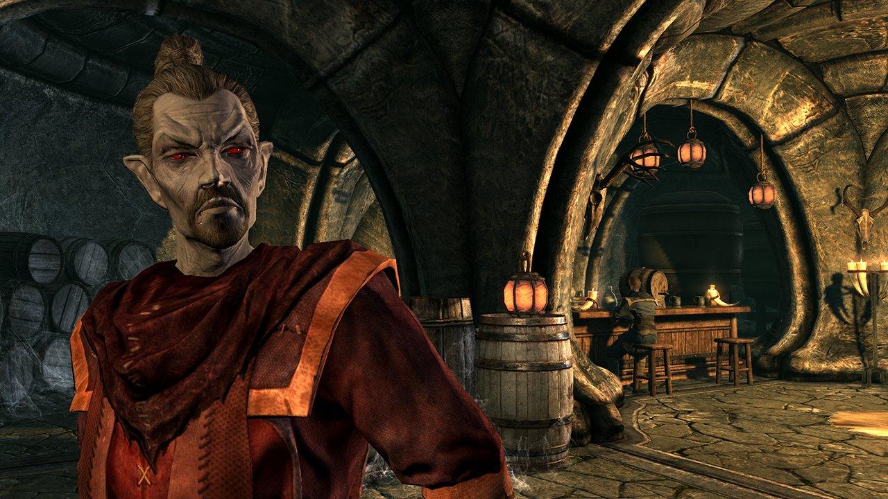 skyrim dragonborn dlc announced