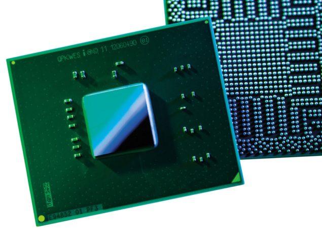 Atom processor S1200