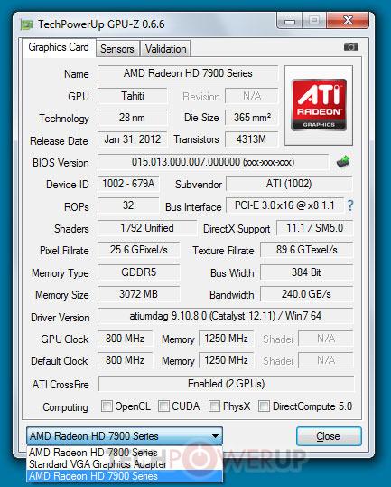 HD 7870 Tahiti LE