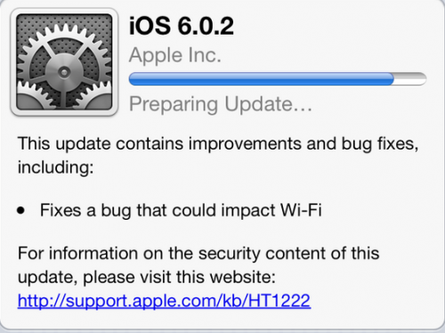 Download iOS 6.0.2