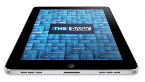 The Daily iPad