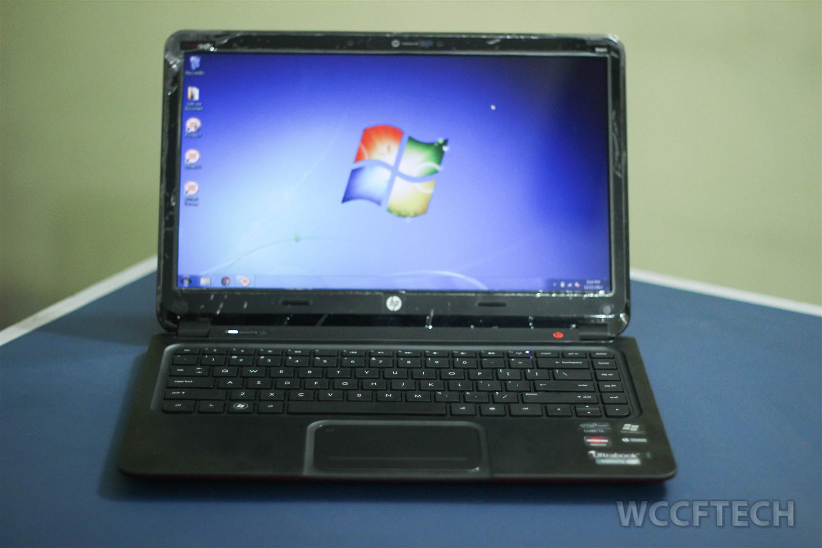 HP Envy 4-1035TX Ultrabook Review | WCCFtech