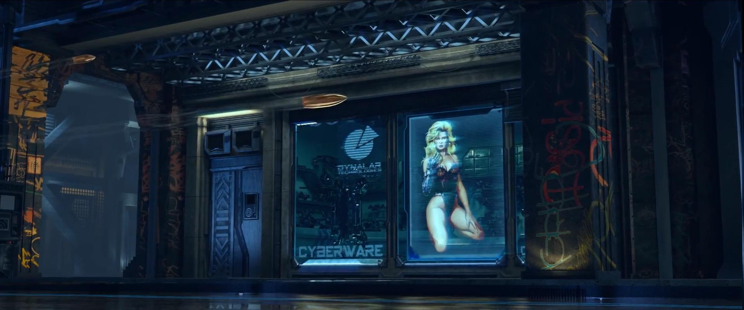 Xbox 2020 Cyberpunk 2077 Aims fo...