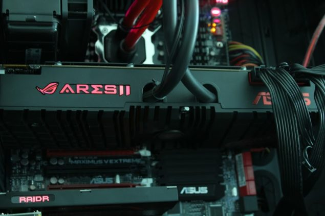 ASUS ARES II DEMO