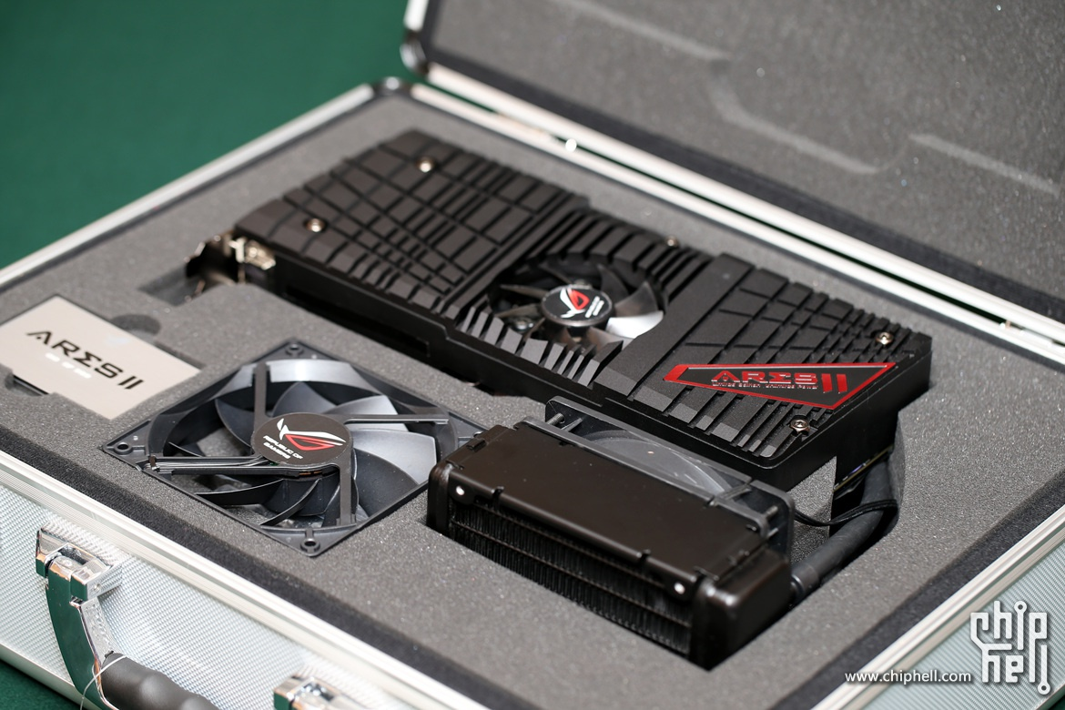 Asus Unleashes The Rog Ares Ii Dual Radeon Hd 7970 Ghz