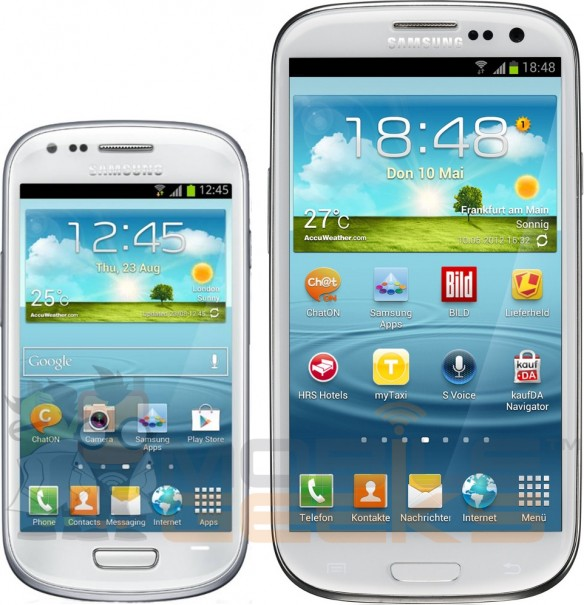 xxama2 android 4 2 1 official firmware for your galaxy s3 mini i8190 rh wccftech com Samsung Galaxy S3 vs S4 manual del usuario samsung galaxy s3 mini gt 18190l