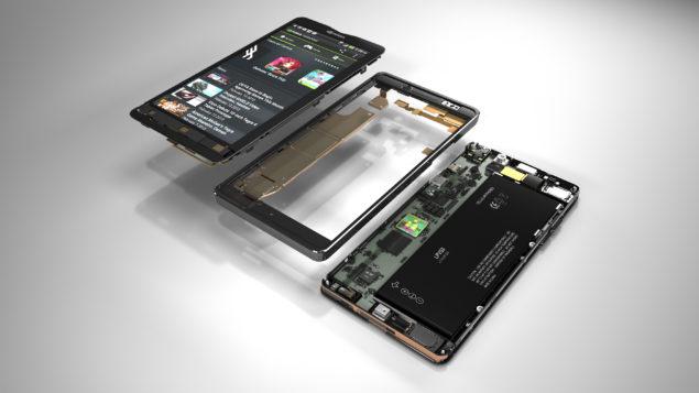 Phoneix Smartphone Build