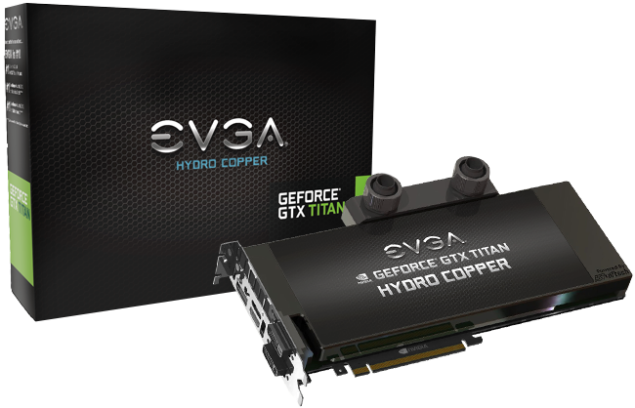 EVGA GTX Titan Hydro