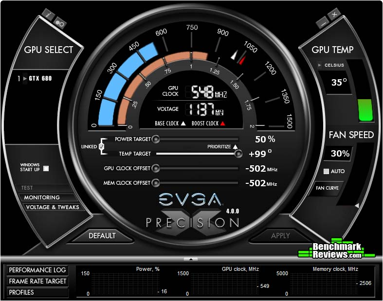 evga precision x software download