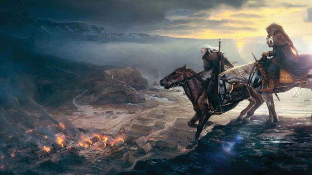 Witcher 2 Wild Hunt