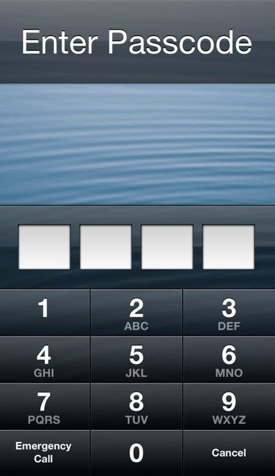 Bypass iPhone 5 Passcode